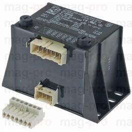 Transformator 85/20VA, primar 200-250V AC, secundar 18V/11.5V, H 79,6 mm, L 93,3 x 78,1 mm, Rational 40.03.348 - 404044