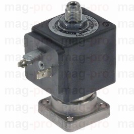 Electrovalva cu 3 cai, 220-240 V, -40 +140 °C, P max. 20 bari, bobina 483510S6 XS03XS6 F - 370891