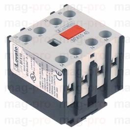 Contacte auxiliare BFX1022, contacte 2 NO + 2 NC, 10 A, pentru contactori serie BF - 380731