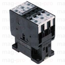 Contactor BENEDIKT & JÄGER K3-40A00230, comandat in 230 V, rezistiv 80 A, inductiv 40A / 18,5 kW - 380776