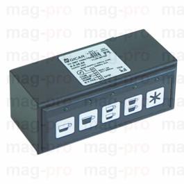 Tastatura GICAR TH SMT 1GR+TEA 9.5.26.04G, alimentare 230 V - LS 400247
