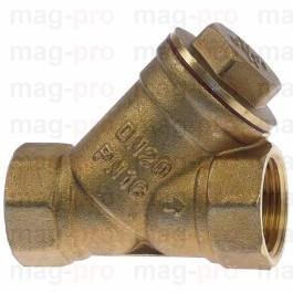 """Filtru de apa Y in alimentare 3/4"""", L 70 mm, cu filtru oblic - LS 520262"""