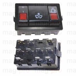 Tastatura cu butoane intrerupator Gaggia Saeco DM1475 - 996530054724
